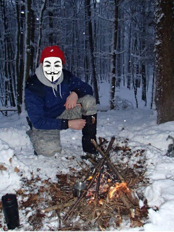 Yeti anonymous...