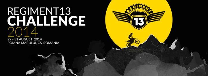 Regiment13 Challenge 2014