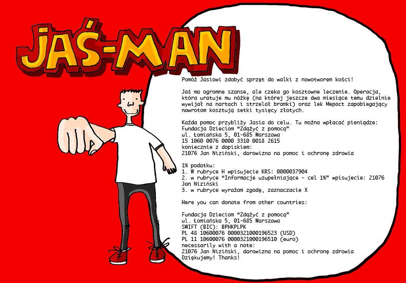 Jas-Man The Fighter