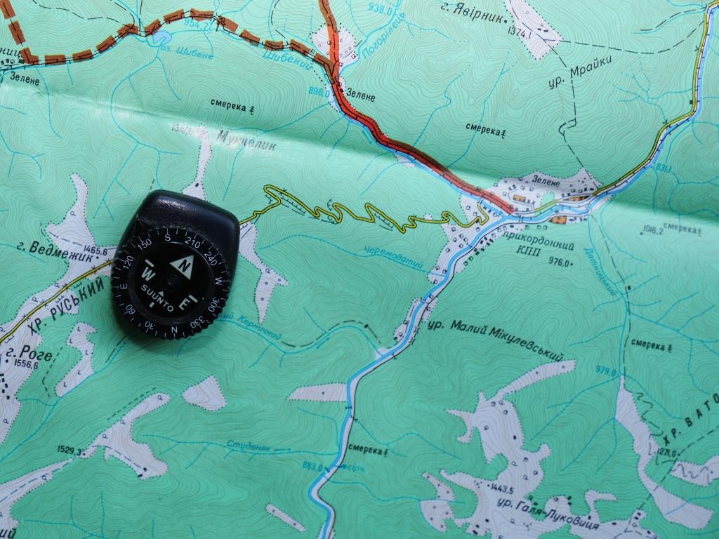 Emergency Mapa