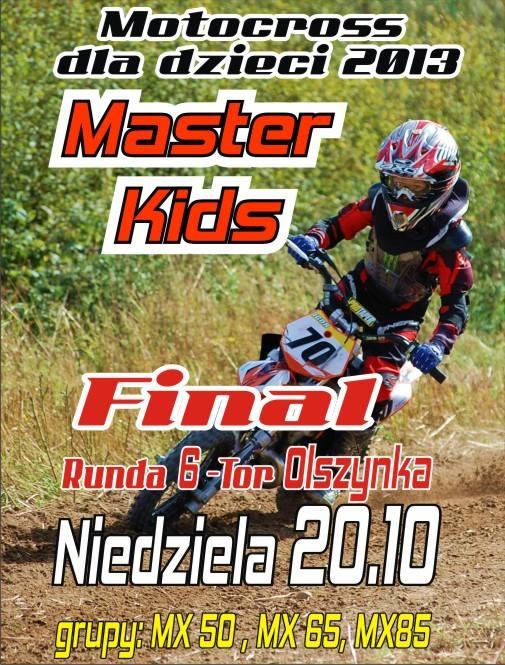 Juniory w natarciu - Master Kids 201