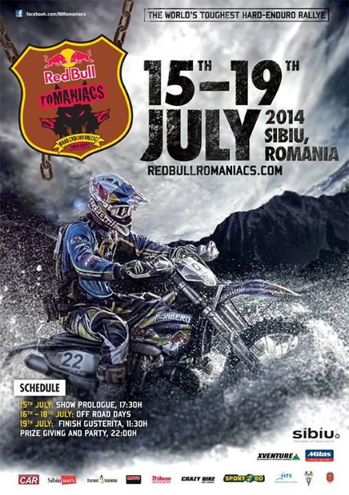 RBR14 Poster