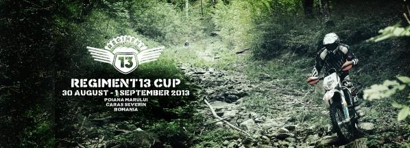 Regiment 13 Hard Enduro Cup 2013
