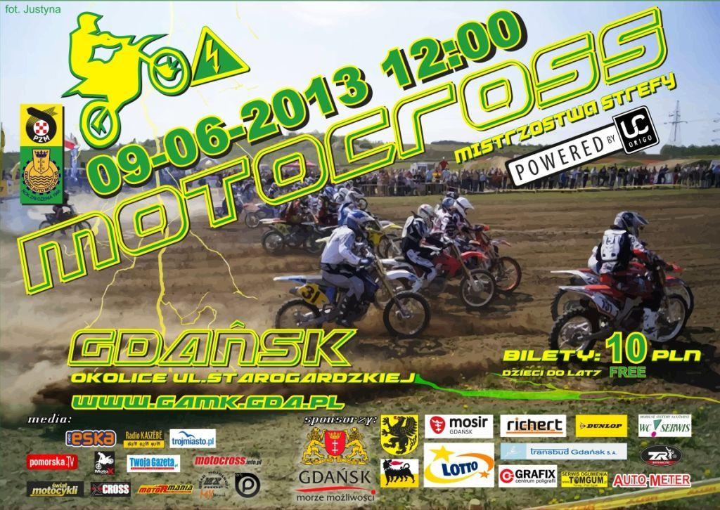 MotoCrossowe Mistrzostwa Strefy