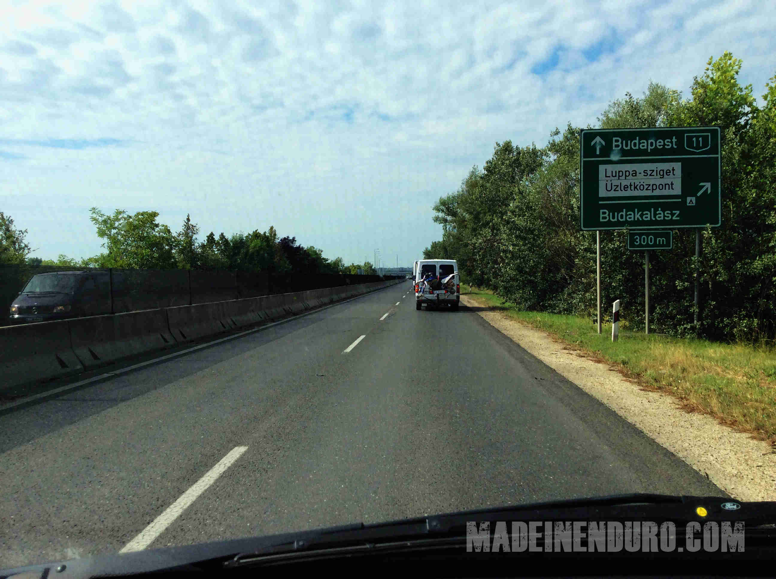 Zxx hit the road - Budapeszt