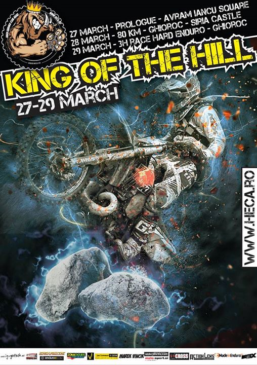 poster 2015 King of the hill