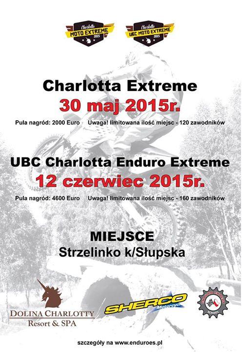 poster charlotta extreme