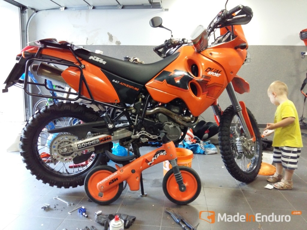 ktm small and big