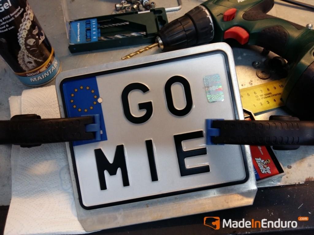 MIE Registaration Plate (1)