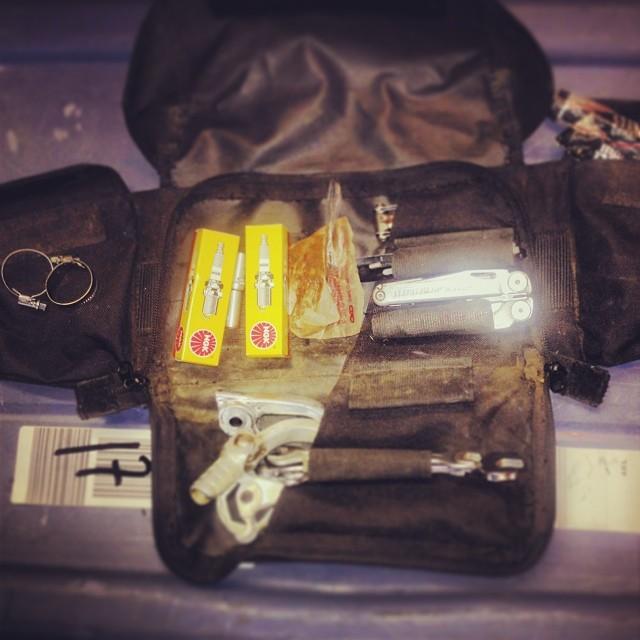 Tool Pack Kit Chris Birch