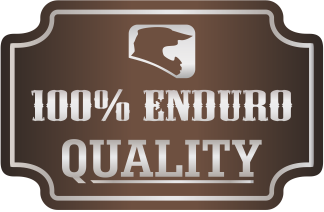 100% enduro quality approved