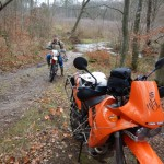 enduro river crossing