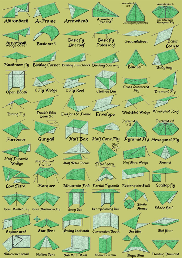 66-Shelters-and-Tents-That-Can-be-Made-from-Tarps